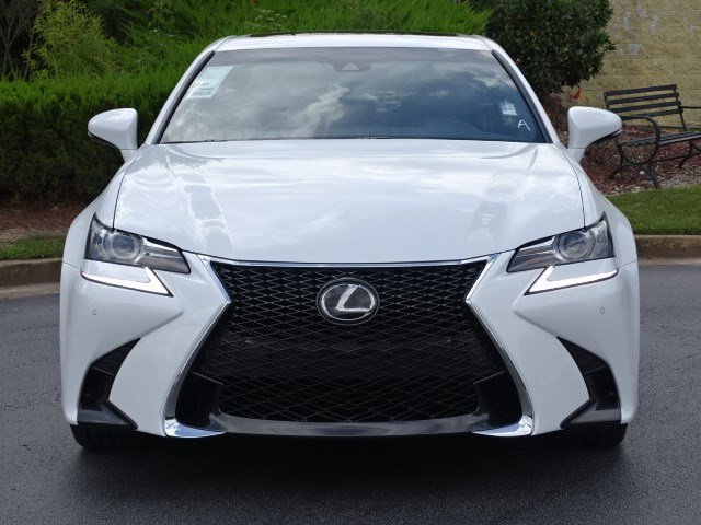 New 2018 Lexus GS GS 350 F Sport