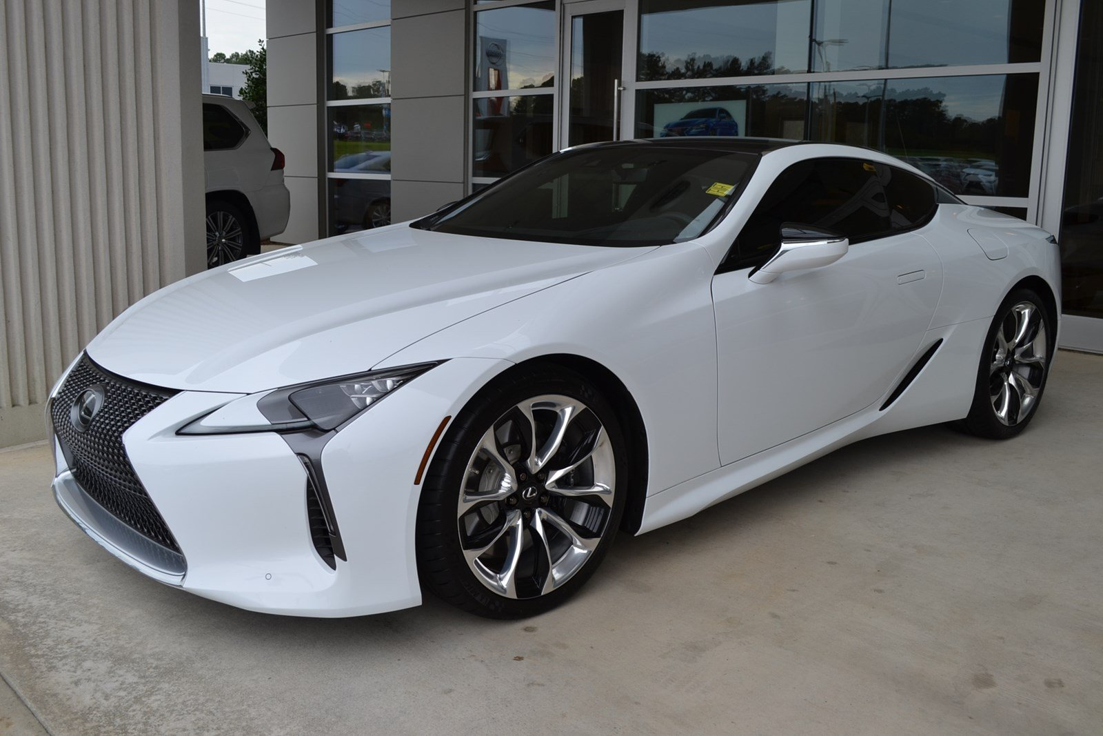 New 2018 Lexus Lc Lc 500 2dr Car In Macon L18006 Butler