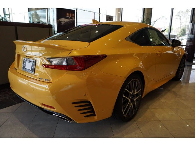 High Quality New 2018 Lexus RC RC 350 F Sport