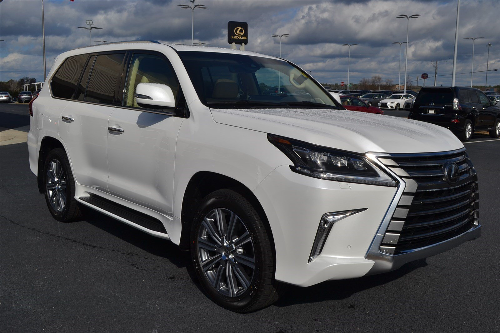 new 2017 lexus lx lx 570 sport utility in macon l17250 butler auto group. Black Bedroom Furniture Sets. Home Design Ideas