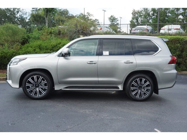 New 2018 Lexus Lx Lx 570 Sport Utility In Union City 4253953 Butler Auto Group