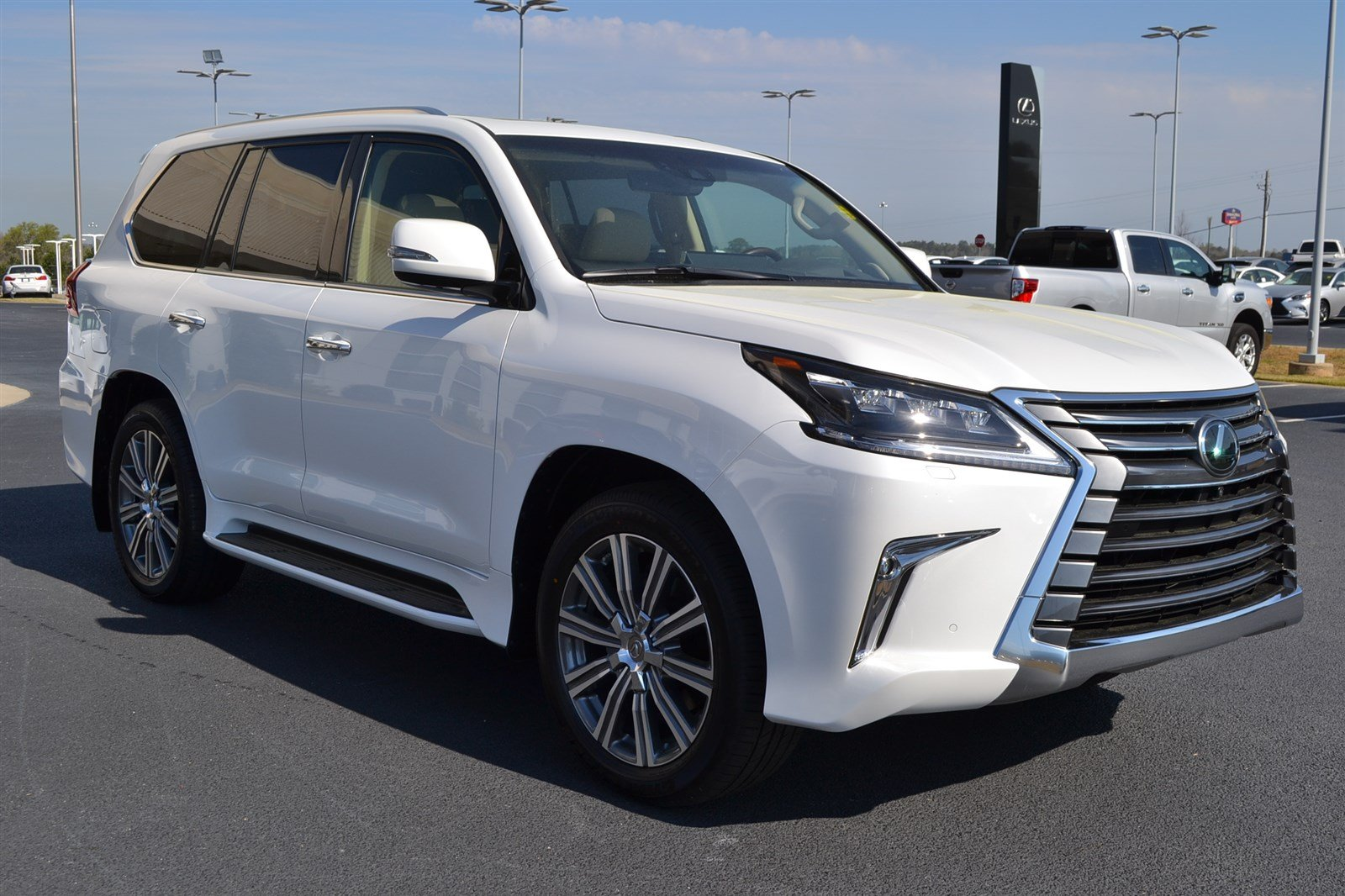 new 2017 lexus lx lx 570 sport utility in macon l17299 butler auto group. Black Bedroom Furniture Sets. Home Design Ideas