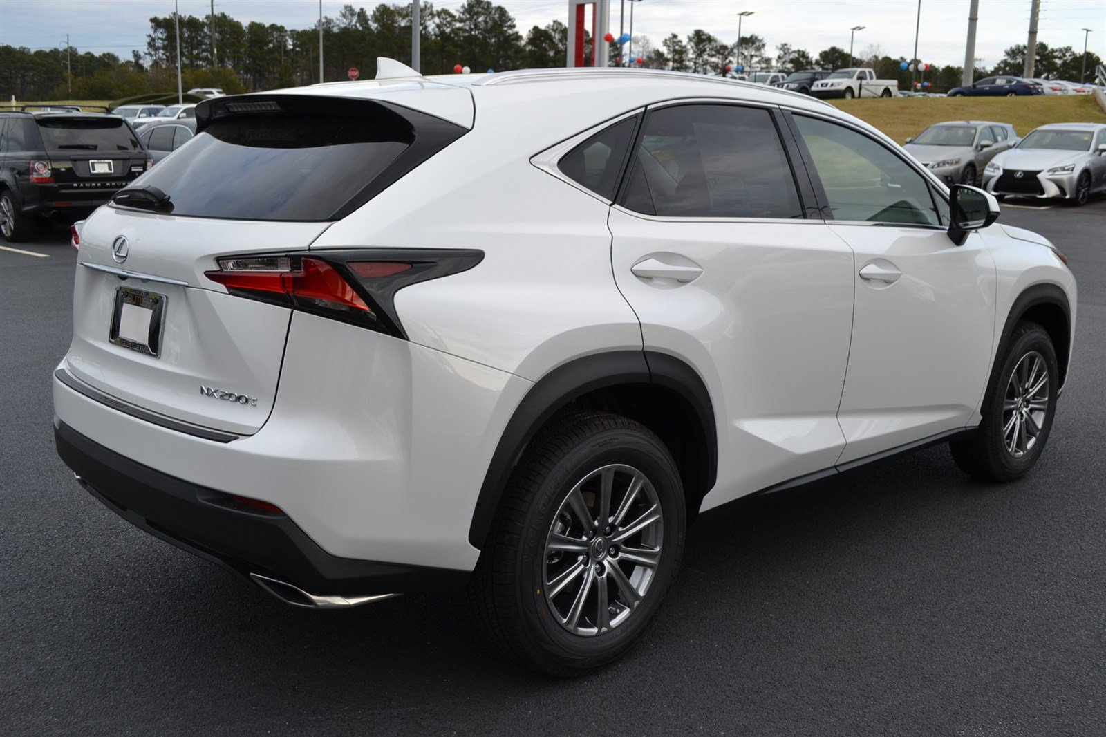 new 2017 lexus nx nx turbo f sport sport utility in macon l17348 butler auto group. Black Bedroom Furniture Sets. Home Design Ideas