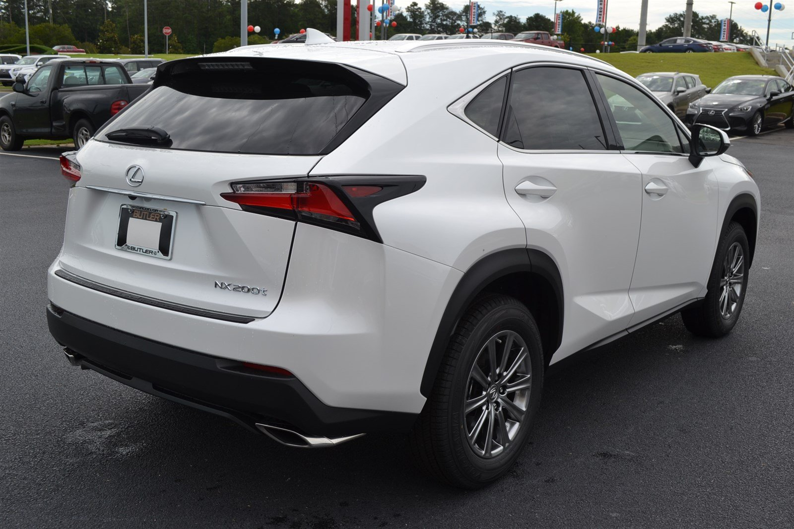new 2017 lexus nx nx turbo f sport sport utility in macon l17467 butler auto group. Black Bedroom Furniture Sets. Home Design Ideas