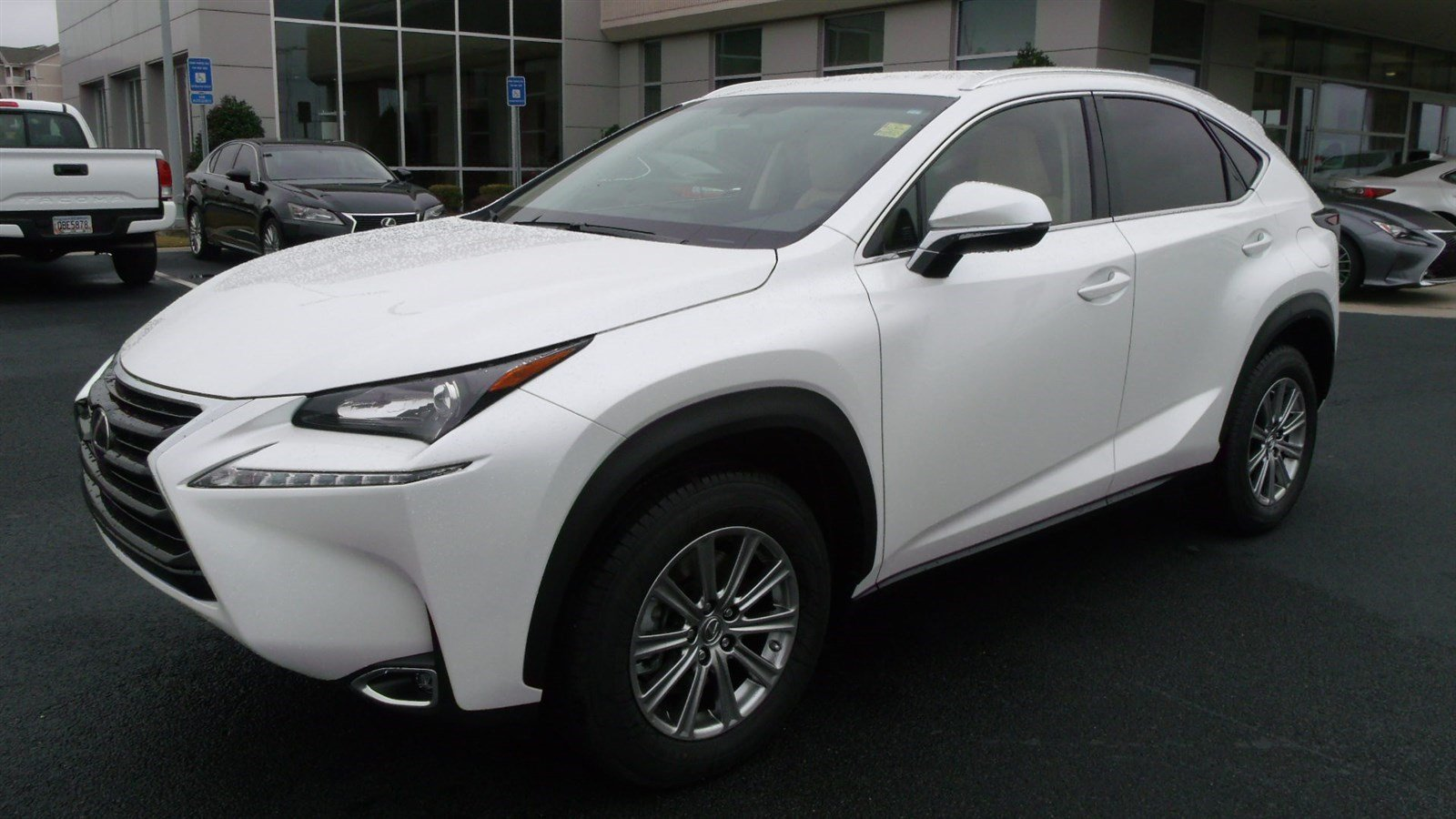 new 2017 lexus nx nx turbo f sport sport utility in macon l17136 butler auto group. Black Bedroom Furniture Sets. Home Design Ideas