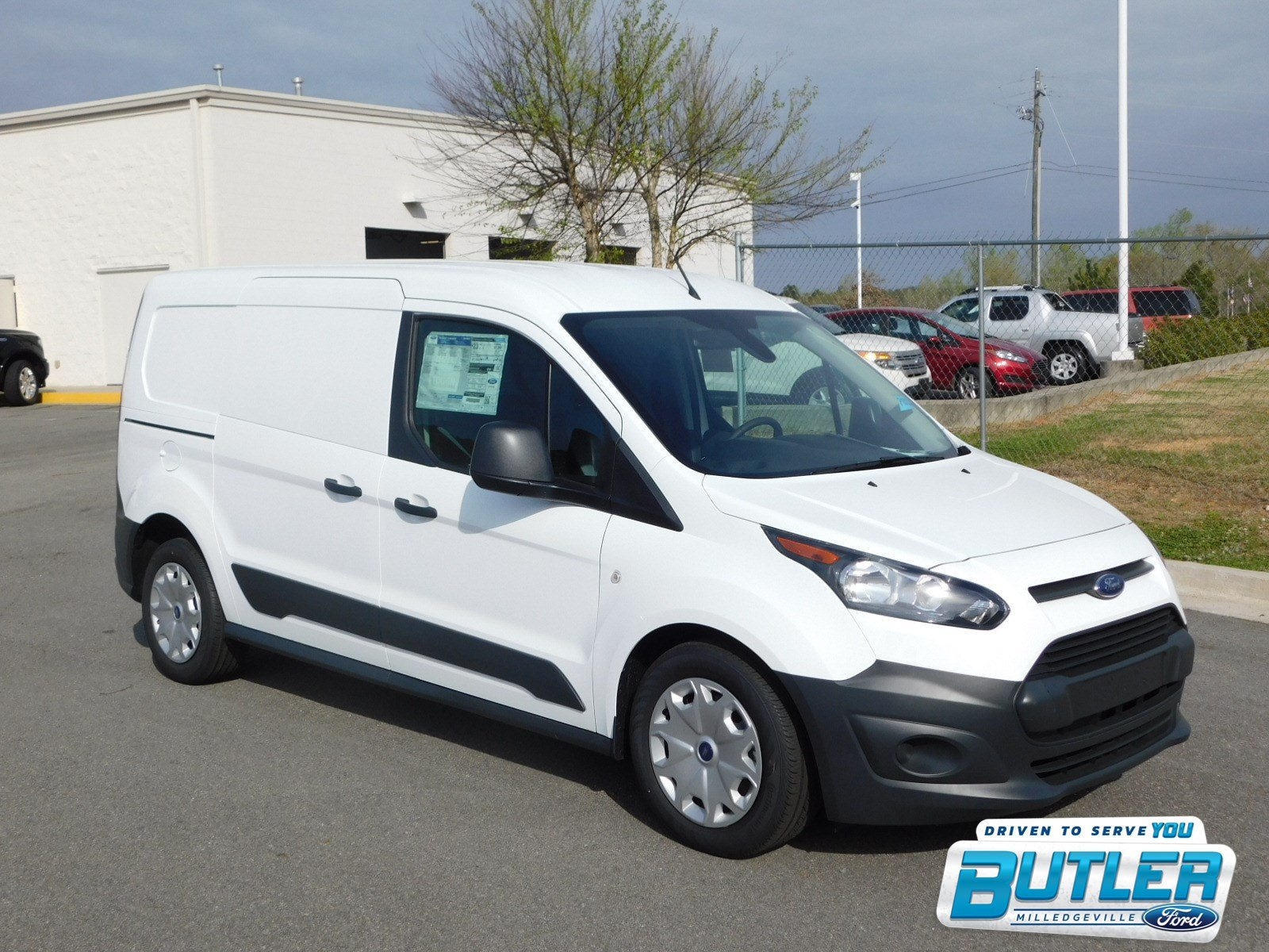 New 2018 Ford Transit Connect Van XL Mini van Cargo in