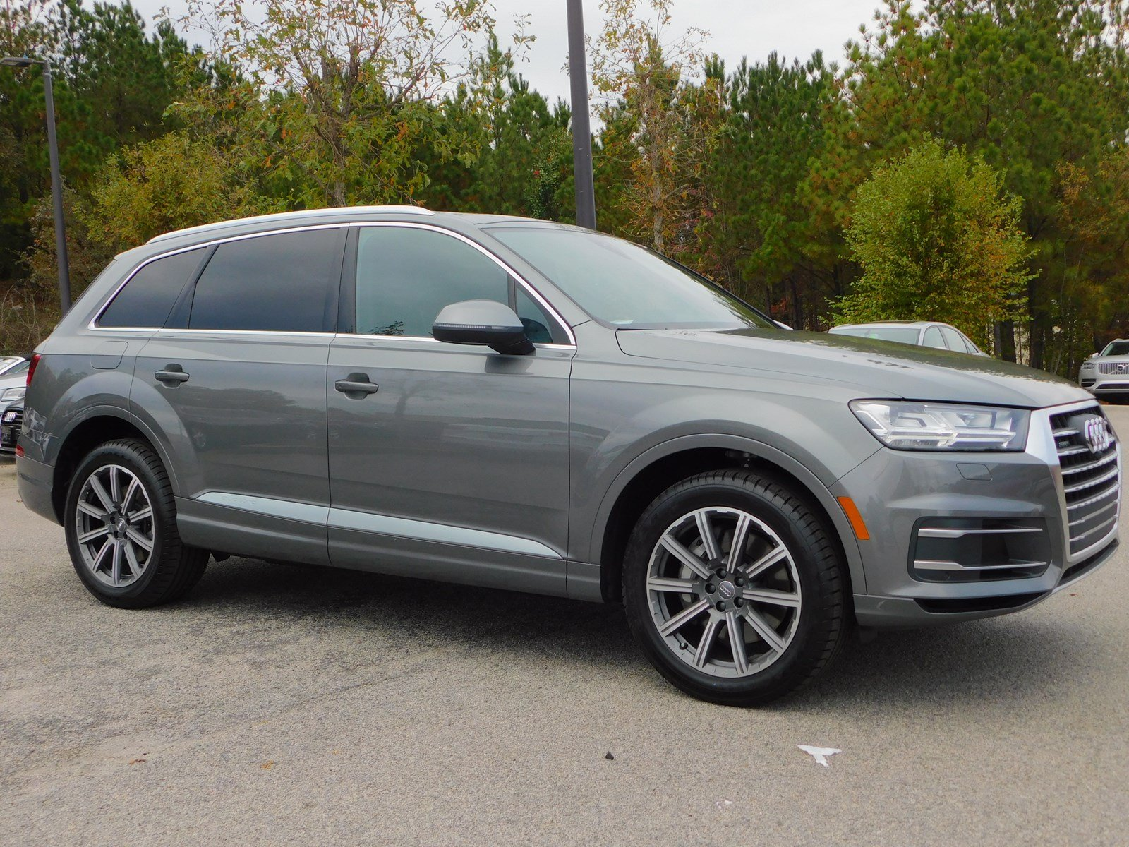 certified pre owned 2018 audi q7 premium plus sport utility in union city l1334 butler auto group. Black Bedroom Furniture Sets. Home Design Ideas