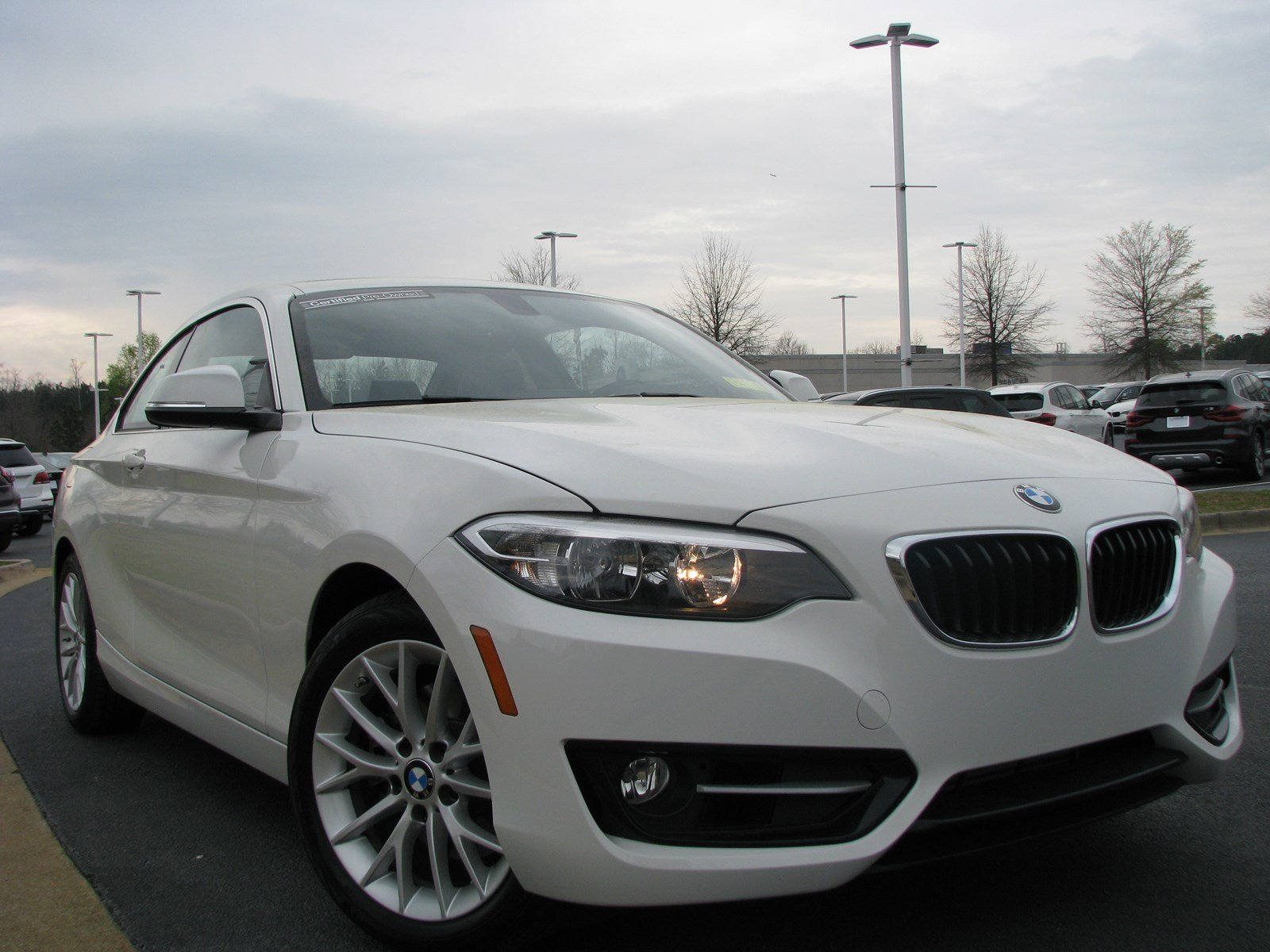Certified PreOwned BMW Series I Dr Car In Columbus - 228i bmw