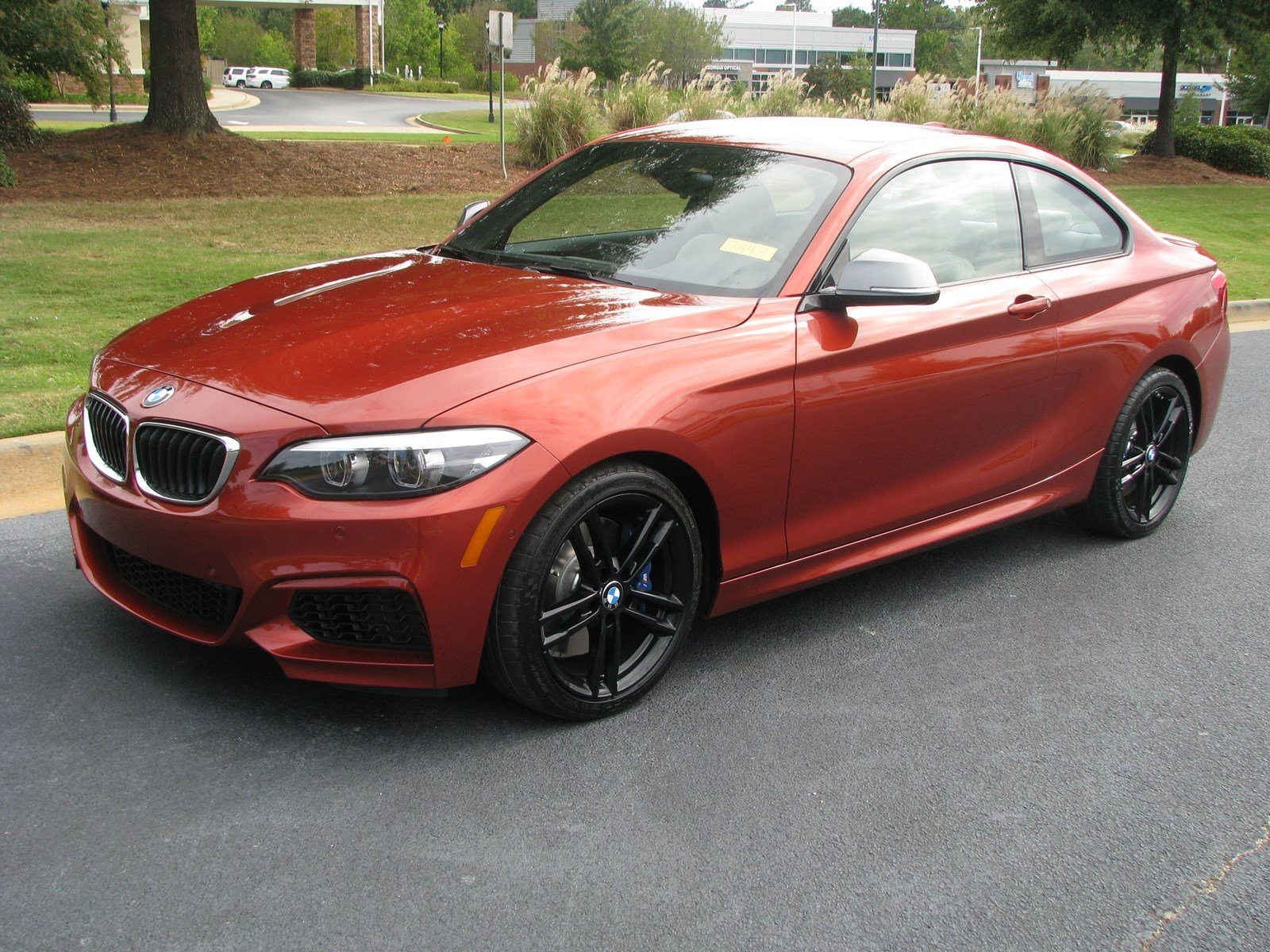 New 2018 Bmw 2 Series M240i 2dr Car In Columbus 13443