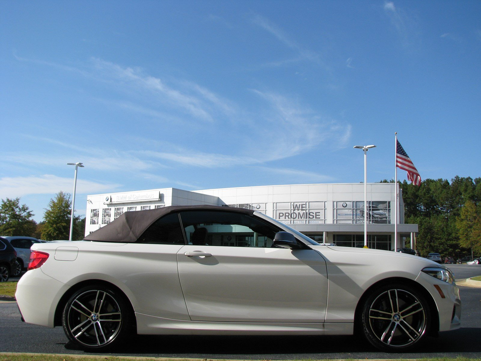 Certified Pre Owned 2018 BMW 2 Series M240i Convertible in Columbus