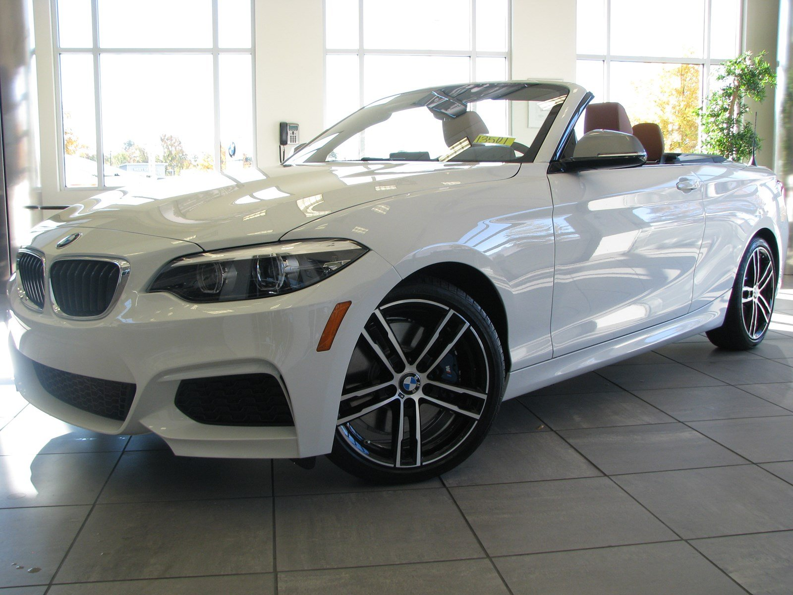 Certified Pre Owned 2018 BMW 2 Series M240i