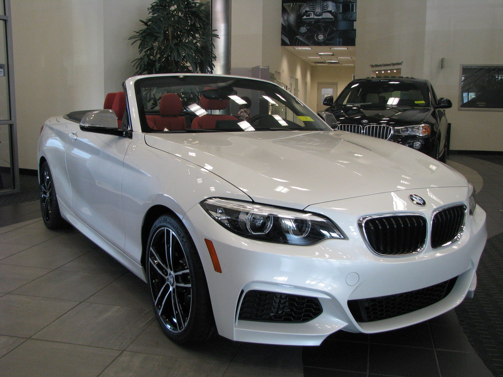 New 2018 BMW 2 Series M240i Convertible in Columbus