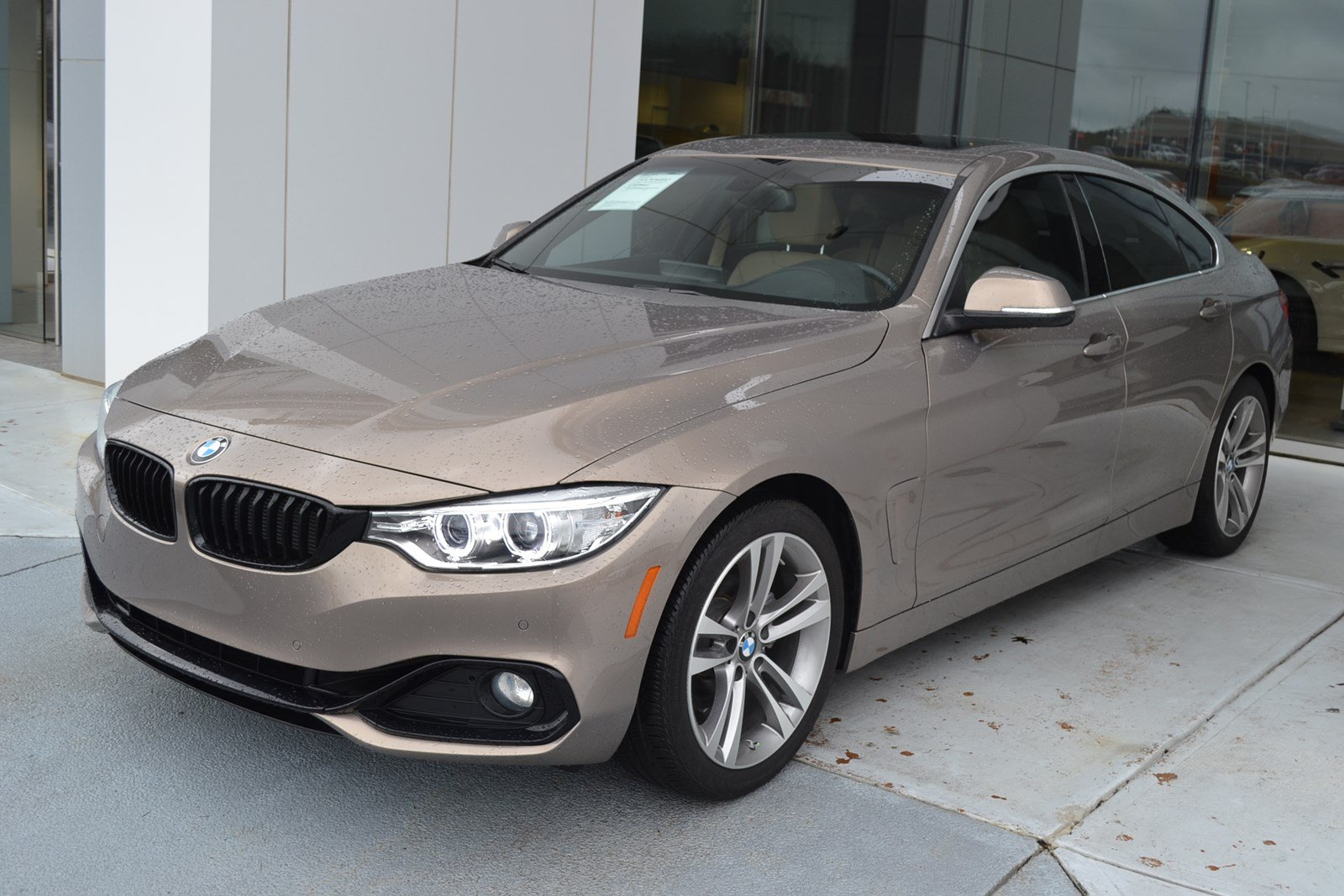 Certified Pre Owned 2016 Bmw 4 Series 428i Hatchback In Macon