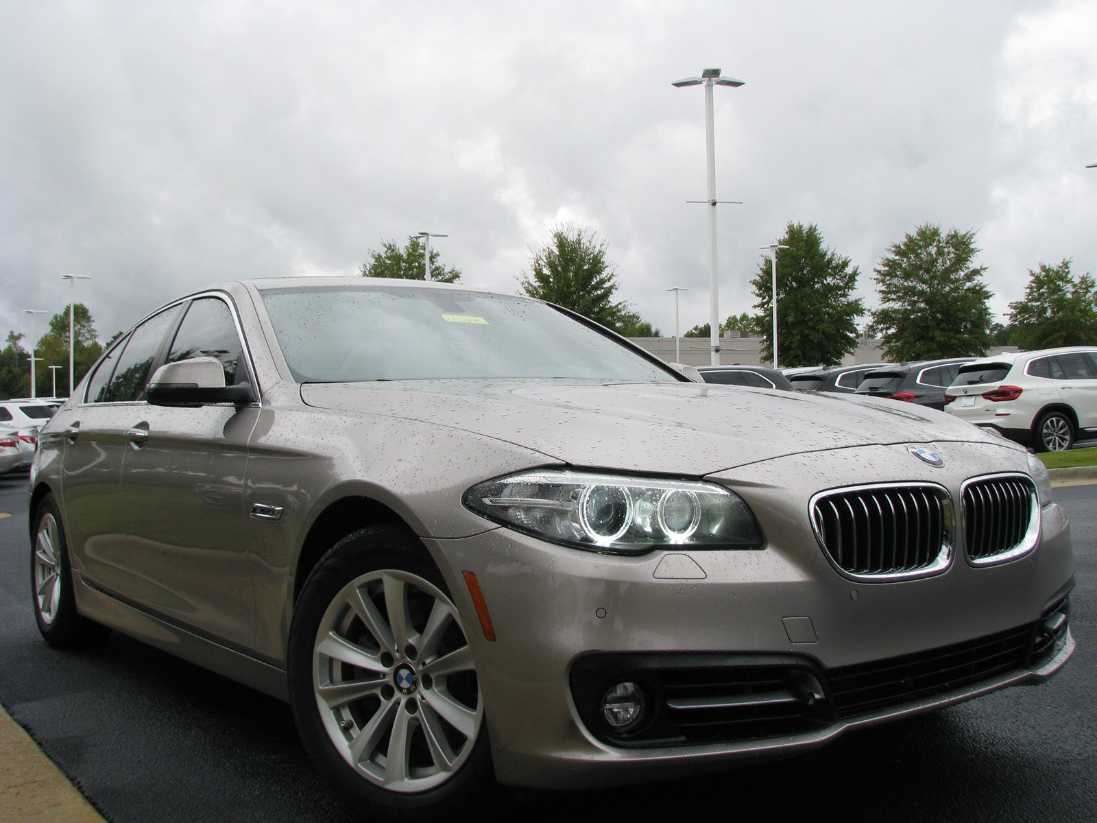 Pre Owned 2015 BMW 5 Series 528i 4dr Car in Columbus A