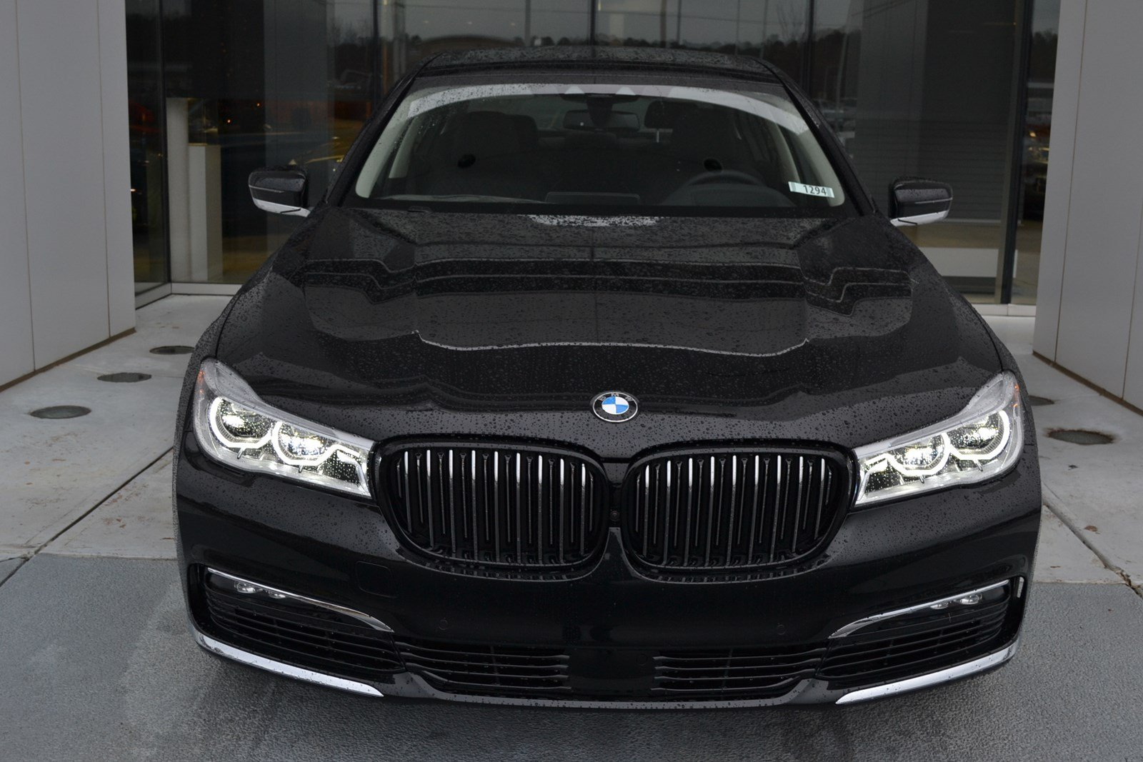 New 2018 BMW 7 Series 750i 4dr Car in Macon #B1294 ...