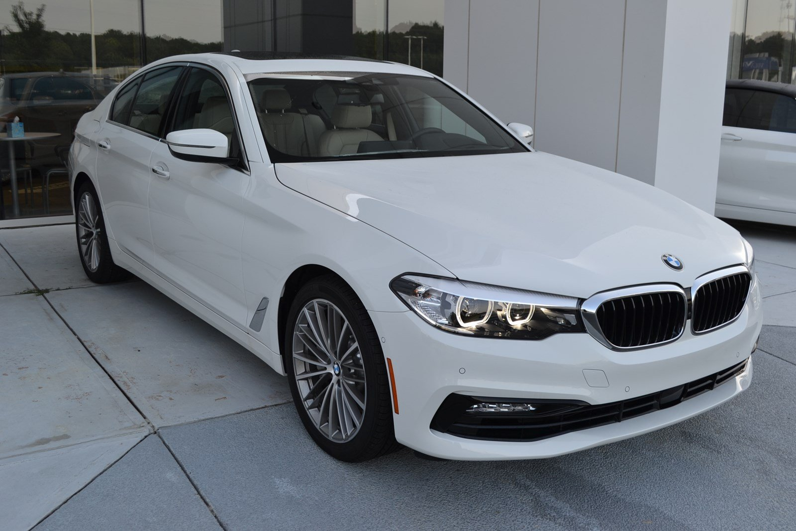 new 2017 bmw 5 series 530i 4dr car in macon b1145 butler auto group. Black Bedroom Furniture Sets. Home Design Ideas