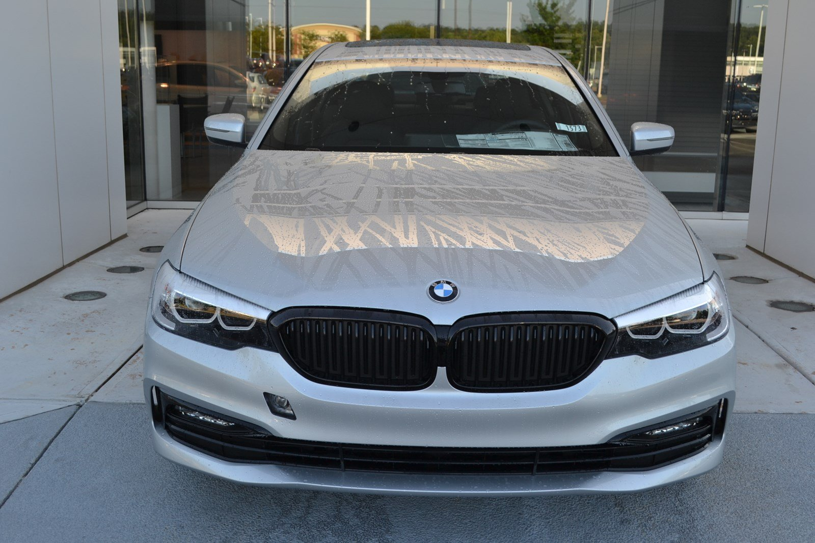 New 2018 Bmw 5 Series 530i 4dr Car In Macon B1573 Butler Auto Group
