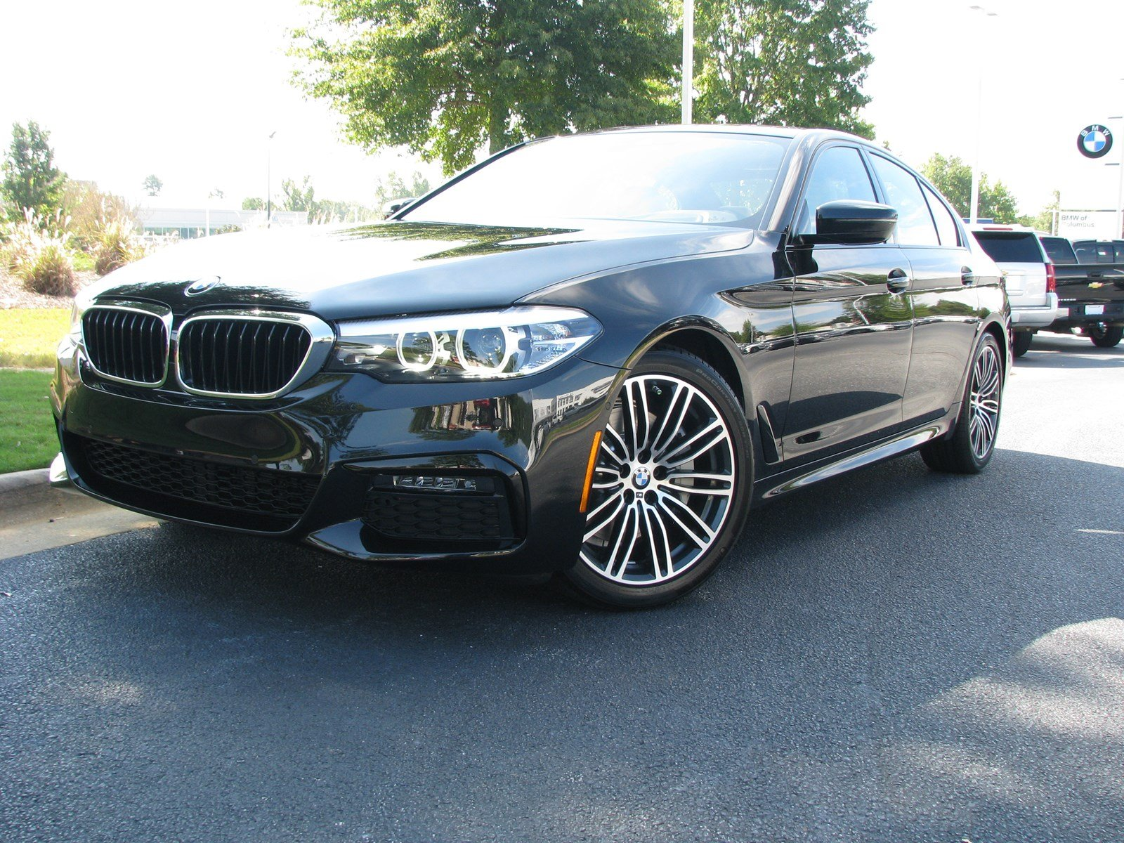 New 2019 Bmw 5 Series 530i 4dr Car In Columbus 13836 Butler Auto
