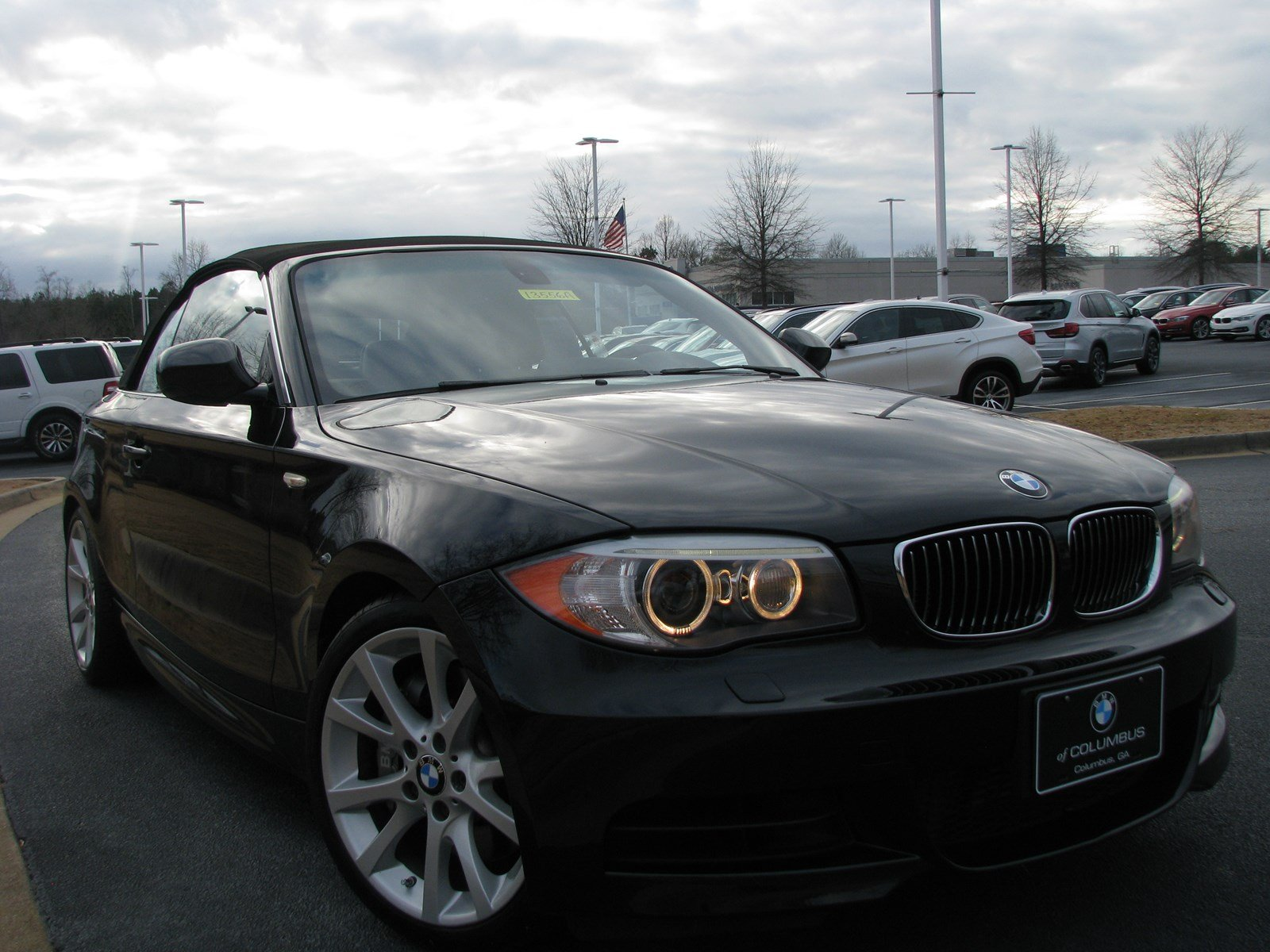 PreOwned BMW Series I Convertible In Columbus A - 2012 bmw 135i convertible