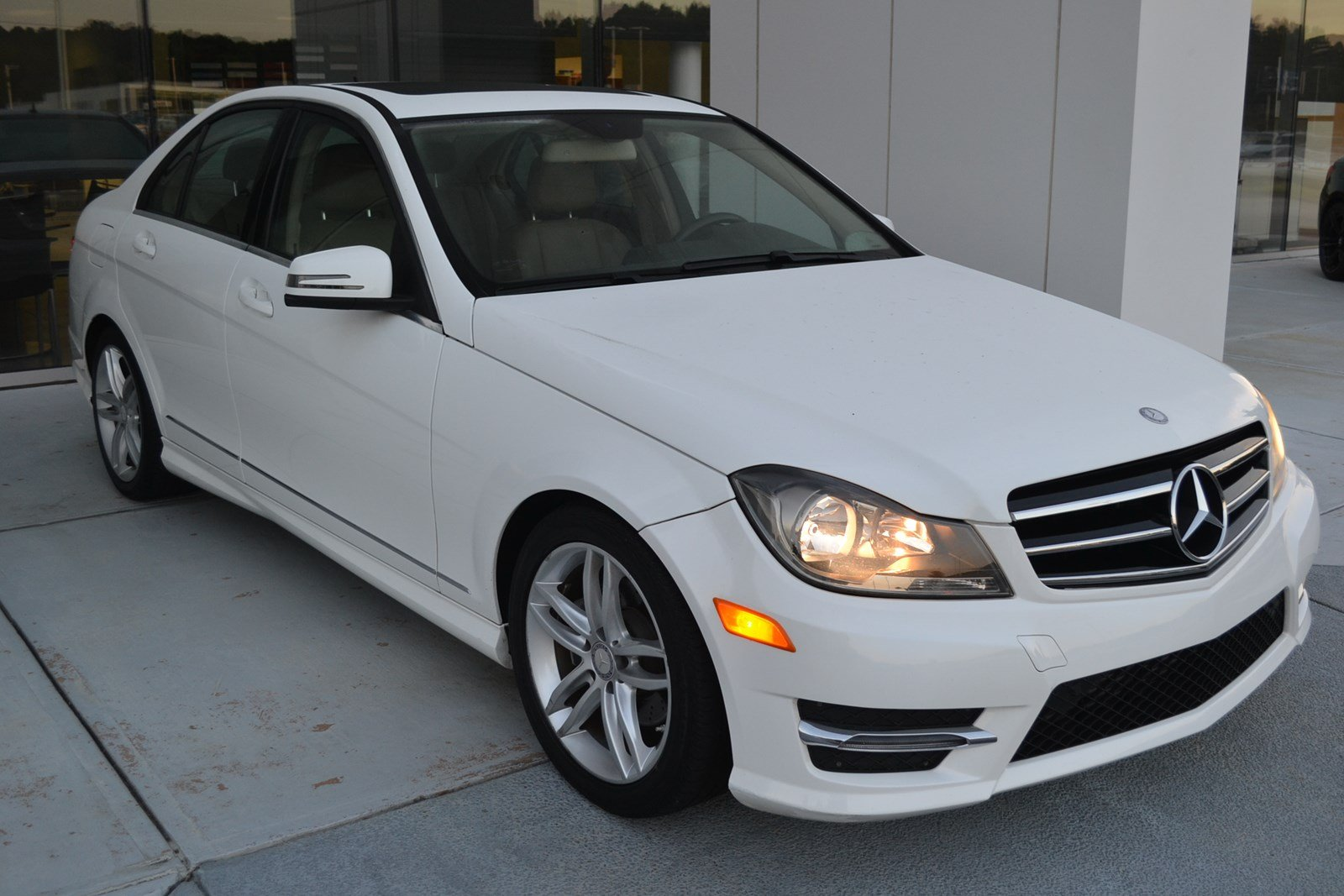Pre Owned 2014 Mercedes Benz C Class C 250