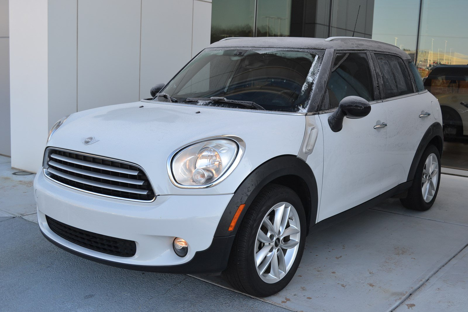 pre-owned 2013 mini cooper countryman base 4dr car in macon #bu7976a