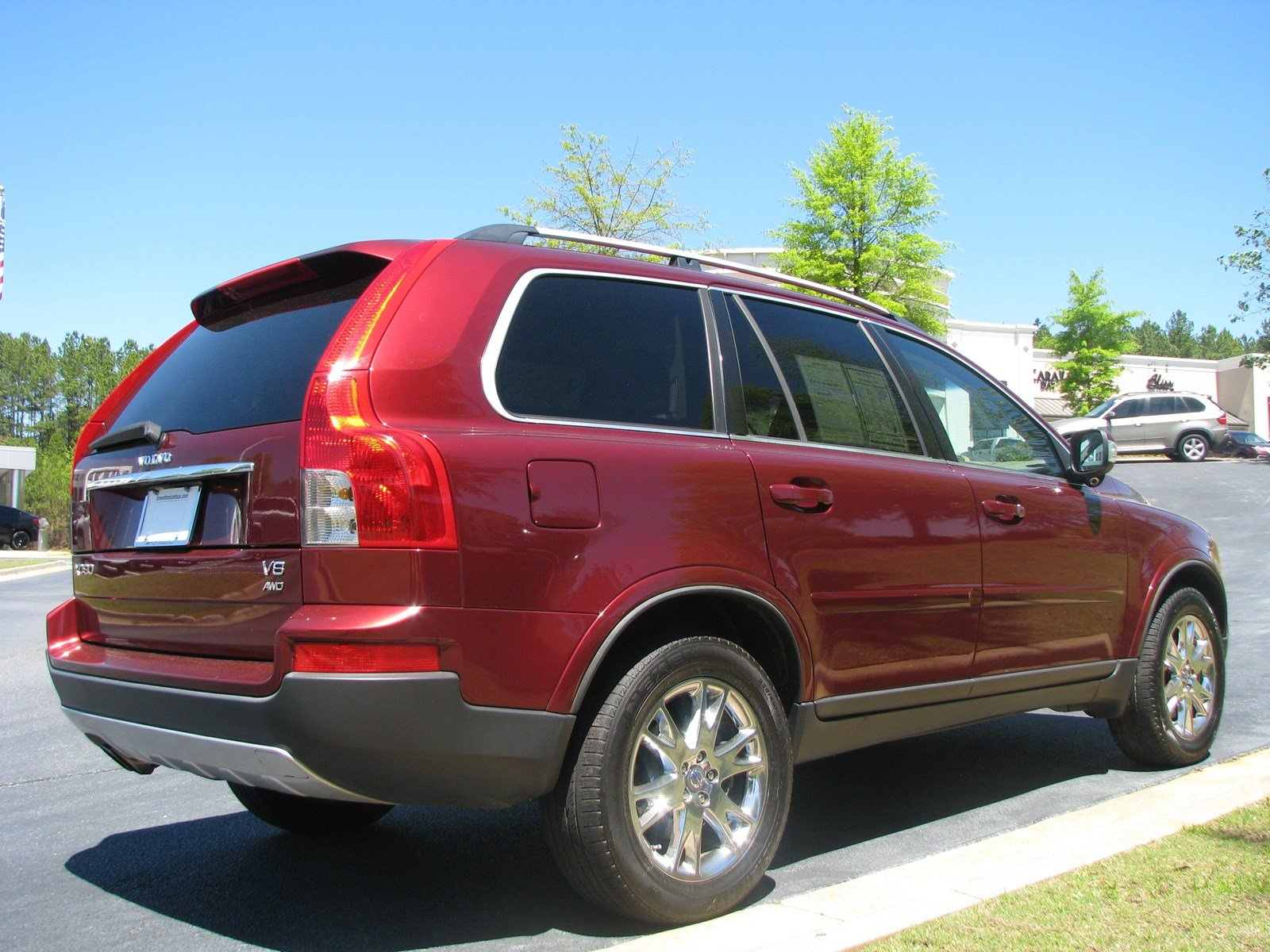 Pre Owned 2007 Volvo Xc90 V8 Sport Utility In Columbus