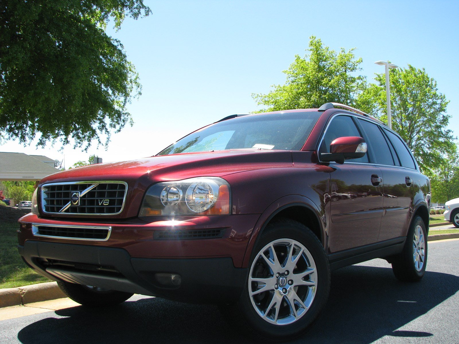 pre owned 2007 volvo xc90 v8 sport utility in columbus. Black Bedroom Furniture Sets. Home Design Ideas