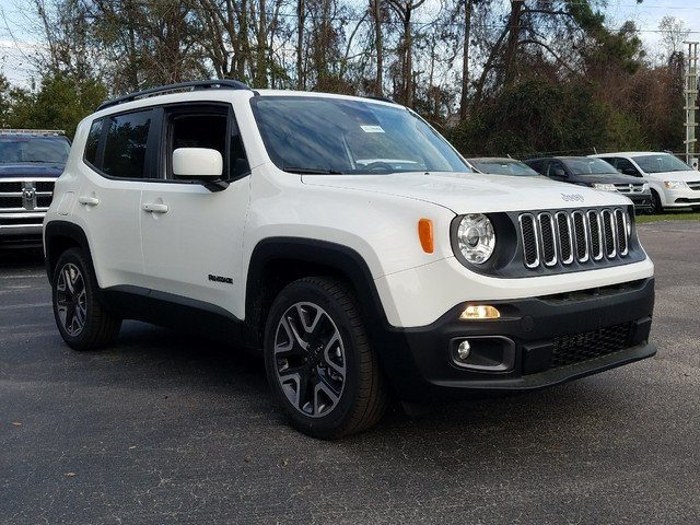 new 2018 jeep renegade latitude sport utility in beaufort. Black Bedroom Furniture Sets. Home Design Ideas