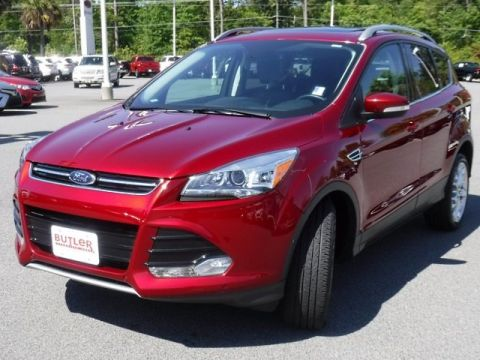 Pre-Owned 2016 Ford Escape Titanium AWD