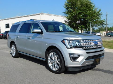 New 2018 Ford Expedition Max Platinum