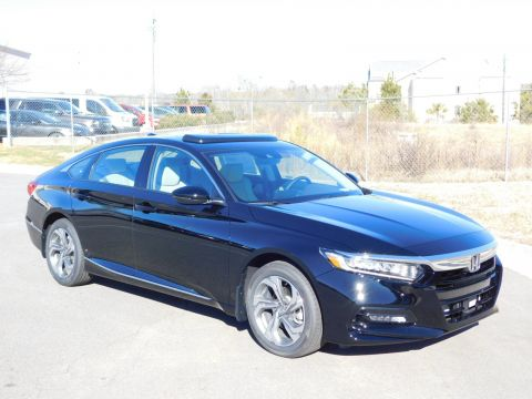 New 2018 Honda Accord EX-L 1.5T