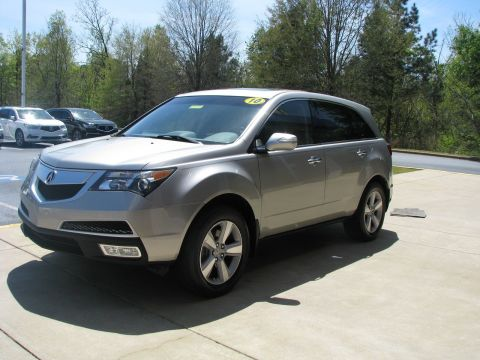 Pre-Owned 2010 Acura MDX Technology Pkg