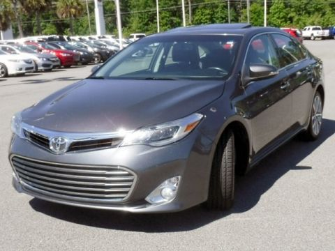 Certified Pre-Owned 2015 Toyota Avalon XLE Touring