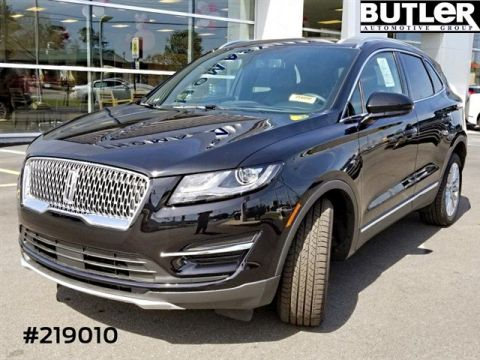 New 2019 Lincoln MKC Standard