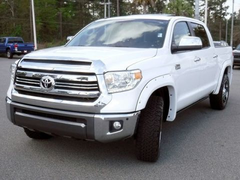 Certified Pre-Owned 2017 Toyota Tundra 1794 Edition CrewMax 4WD