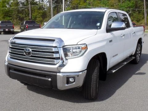 Certified Pre-Owned 2018 Toyota Tundra Limited CM 5.7L V8 4WD