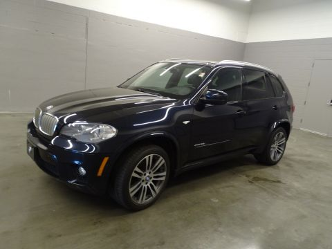 Pre-Owned 2012 BMW X5 50i