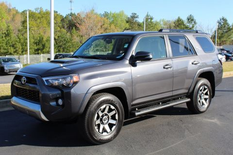 Certified Pre-Owned 2019 Toyota 4Runner TRD Off Road Premium