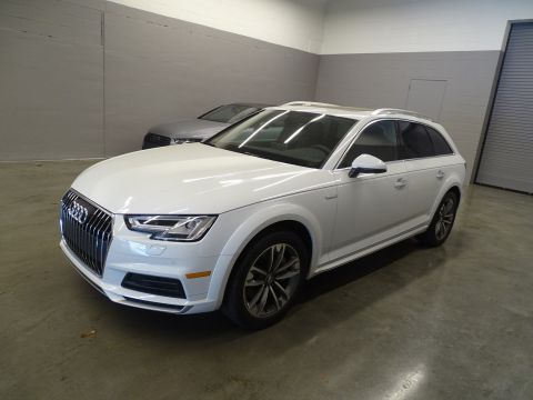 Certified Pre-Owned 2018 Audi A4 allroad