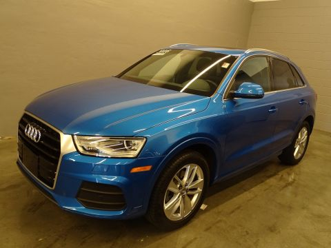 Certified Pre-Owned 2016 Audi Q3 Premium Plus