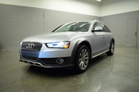 Certified Pre-Owned 2016 Audi allroad Premium Plus