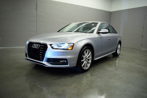 Certified Pre-Owned 2015 Audi A4 Premium Plus
