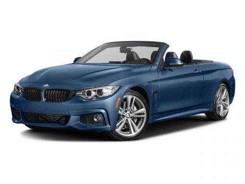 Pre-Owned 2017 BMW 4 Series 440i