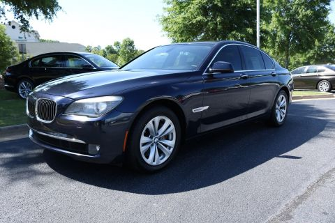 Pre-Owned 2011 BMW 7 Series 740i
